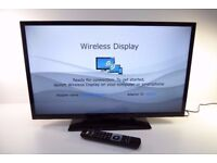 "Digihome 32"" Smart LED TV Model 32272SMHD, Internet & Freeview Television 0301769"
