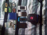 BARGAIN!! 4 PHONES AND GAMEBOY ADVANCE SP