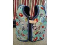 Splash about flotation swimming vest age 1-3 years