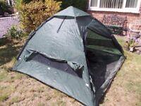 instent instant build tent, pop up tent 2/3 man