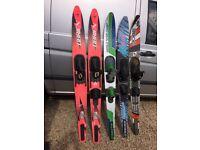 Water skis £30 each