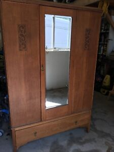 Antique wardrobe in fantastic condition