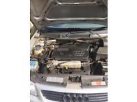 Audi A3 1.8 turbo mapped breaking