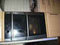 Electrulux Gas Built in Oven with Seperate Grill