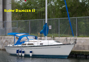MIRAGE 35 VOILIER/SAILBOAT