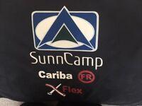 Sunncamp Cariba 9-berth tent