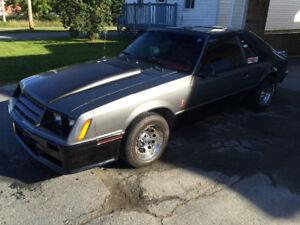 Ford Mustang Cobra 1981