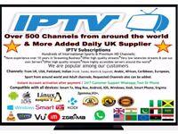 IPTV for FIRESTICK ANDROID MAC WINDOWS ZGEMMA SMART TV UK NO1