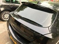 Vauxhall Astra H Rear Tail Lights Smoked