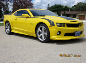 2012 Chevrolet Camaro 2SS  (or Trade for 2005-2006 SSR)