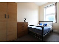 Lovely double room in KENSAL GREEN ** 3 Bed Flat ** Clean & Bright Flat