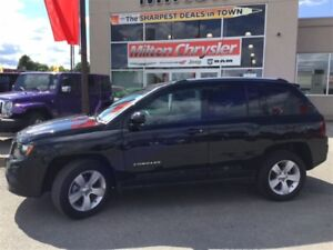 2017 Jeep Compass NORTH 4X4|TINT|TOUCH SCREEN RADIO