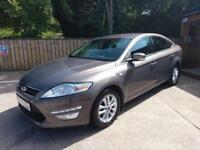 2012 FORD MONDEO 2.0TDCi ( 140ps ) ZETEC IN GREY