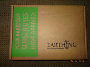 Universal Earthing Mat New with Book