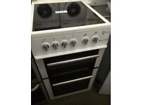 Flavel Milano ceramic top electric cooker £139 can deliver
