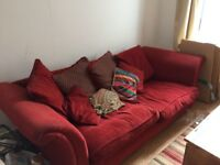 FREE large sofa! Collection only - Homerton