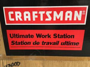 CRAFTSMAN ULTIMATE WORK STATION BENCH BNIB