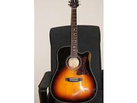 Epiphone Masterbilt DR-500MCE Electro-Acounstic Guitar