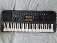 Casio CTK-611 Electric Keyboard, Fully Functional