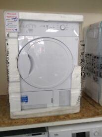 Beko 7kg condensing dryer. NEW. 12 month gtee