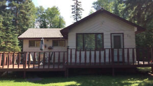 CANDLE LAKE CABIN FOR RENT--All Year Round