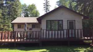 CANDLE LAKE CABIN FOR RENT AUGUST/SEPT/WINTER