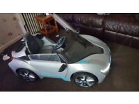 Ride on BMW battery powered car