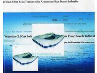 waveline inflatable boat