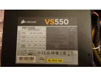 Corsair VS550 CPU Power Supply PSU