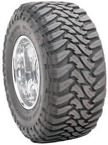 Set of Toyo 33X12.50R15 Tire Open Country M/T 108P