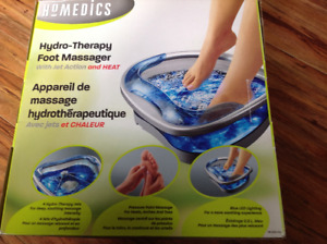 Homedics Hydro-Therapy Foot Massager