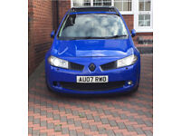 BARGAIN MEGANE 225 HUGS SPEC /PAN ROOF /XENONS/LEATHERS