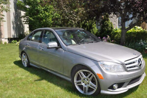 2010 Mercedes-Benz C350 4matic Style AMG