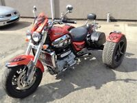 Triumph Rocket 111 Tribal Trike