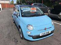 ***FIAT 500 TWIN AIR LOUNGE 2011 ONLY 40,000 MILES***