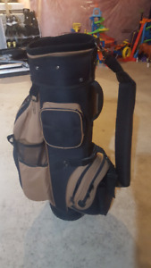 Very Nice light weight Golf bag with carrying strap