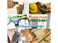 Local Handyman in St. Leonards on Sea, Hastings, Battle, Bexhill and the surrounding area.