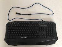 Tecknet keyboard