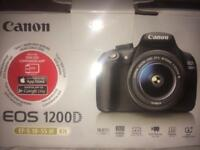 Canon EOS 1200D perfect condition