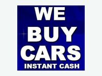 Cars wanted for cash!!