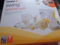 Medela Swing Essential Pack - Breast Pump