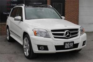 2010 Mercedes-Benz GLK 350 *LEATHER, PANO ROOF, CERTIFIED*