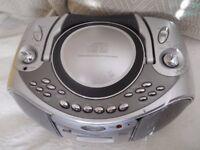Goodmans DAB radio & cd cassette player