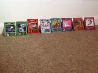 Marvel collectible cards.