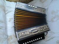button accordian(1960 s)