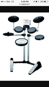 Roland TD-1 Electronic Drums