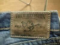Mens True Religion Jeans w29