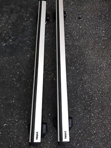 "Thule 53"" Thule Aeroblade with Fit Kit - Excellent Condition"