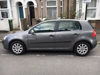VW Golf 1.6 FSI (2006), 82100, excellent condition. 3 owners all from the same family.