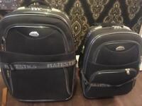 2 Suitcases